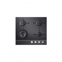 Fisher & Paykel Cooktop Gas on Glass 4 burner
