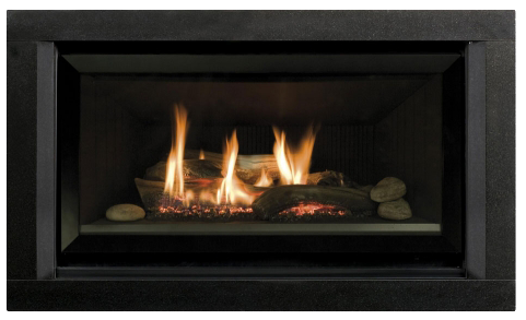 Rinnai gas fireplaces